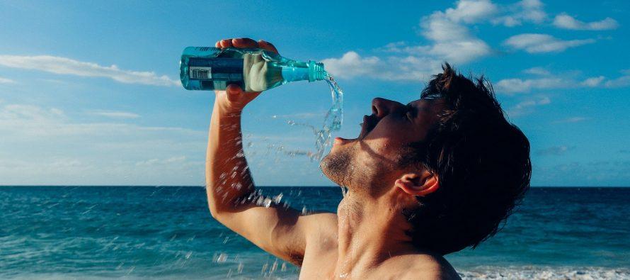 Kada ne bi trebalo piti vodu?