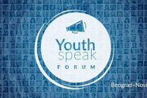 """Youth Speak Forum"" – prvi put u Srbiji"