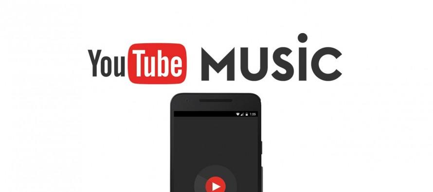 Nova YouTube aplikacija za ljubitelje muzike!