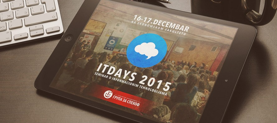 "Seminar ""IT Days 2015"" na Ekonomskom fakultetu"