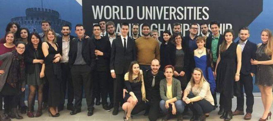 Srpski studenti među 10 najboljih govornika na svetu