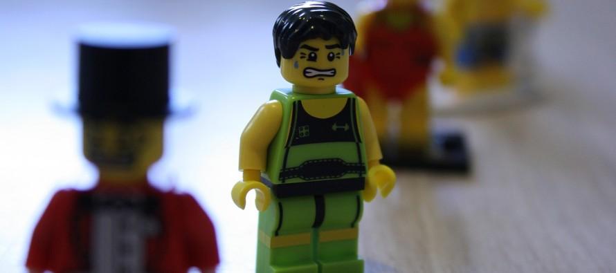 Lego #ToyLikeMe figura