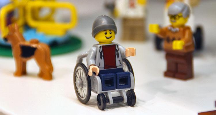 lego u kolicima