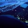 australija noc kontinent