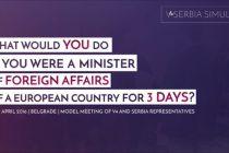 Simulacija diplomatije za studente u Beogradu