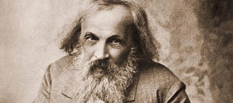 Na današnji dan rođen Mendeljejev