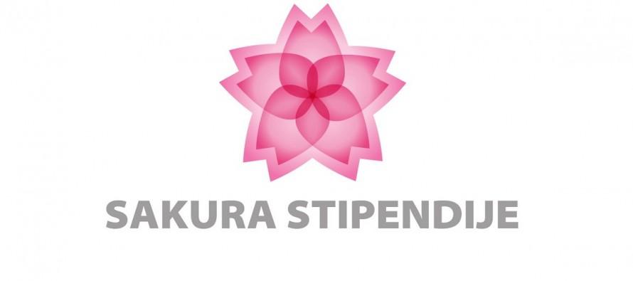Dodeljene Sakura stipendije