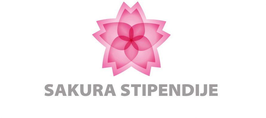 Raspisan konkurs za Sakura stipendije