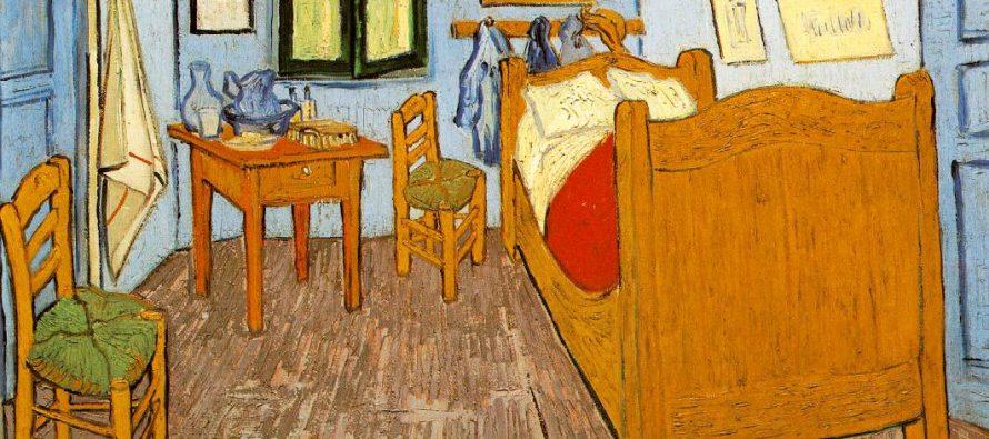 Smeštaj u sobi sa Van Gogove slike