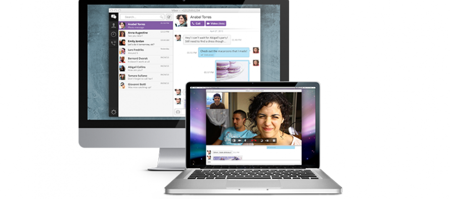 Nove opcije za Viber desktop