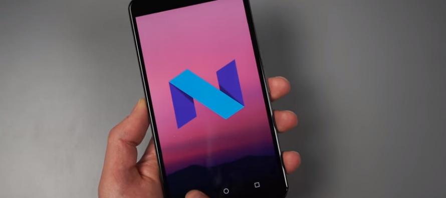 "Nova Android verzija – ""N"""