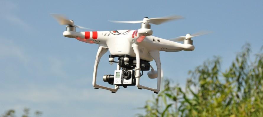 Nova tehnologija: Dron sa posebnim senzorima