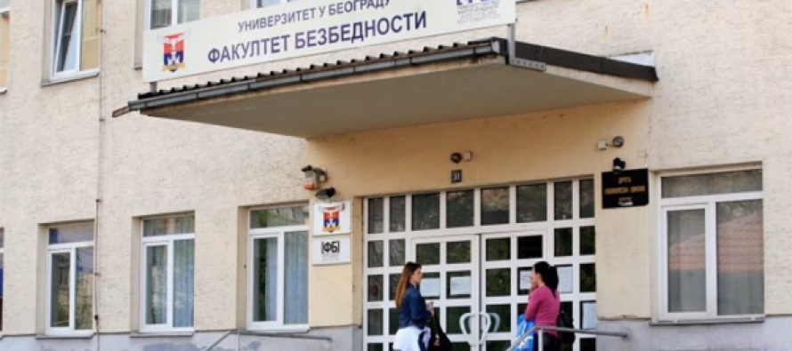 Pripremna nastava na Fakultetu Bezbednosti