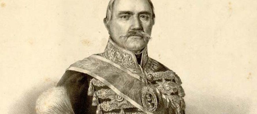 Na današnji dan rođen Miloš Obrenović