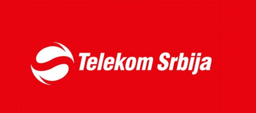 Praksa za 80 studenata u kompaniji Telekom Srbija