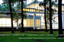 UNS napredovao na Lajden listi najboljih univerziteta u svetu