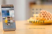 Waffle – Samsungova društvena mreža