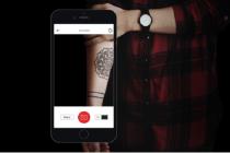 """Aplikacija za """"isprobavanje"""" tetovaža"""