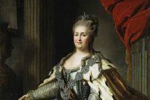 Na današnji dan rođena Katarina Velika