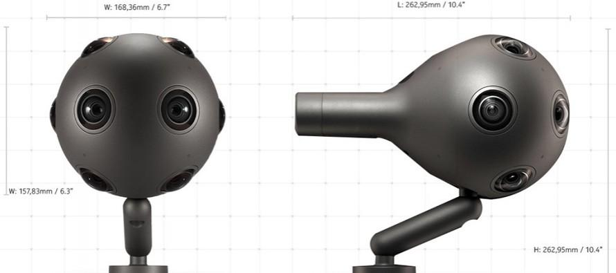 Nova kamera Ozo je budućnost virtualne realnosti