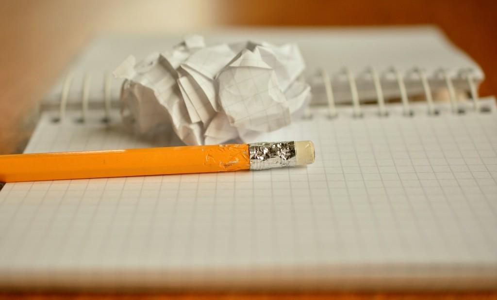 ucenje stres olovka