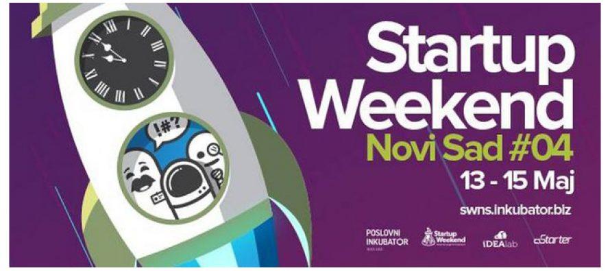 Novi Sad: Svečano otvaranje 4. Startup Weekend-a