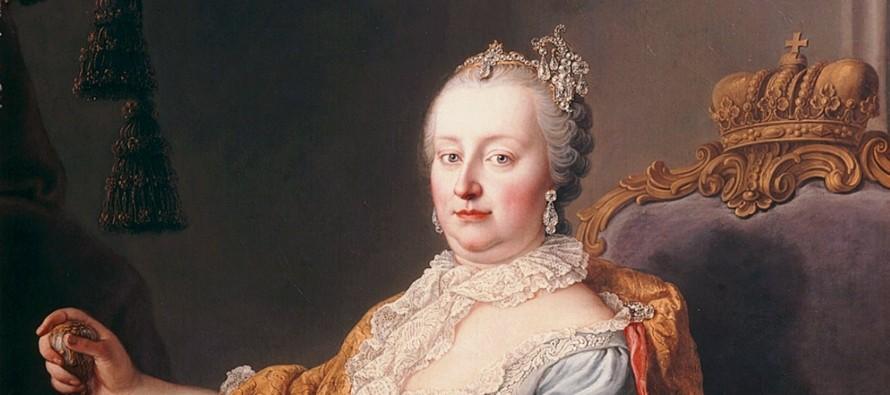 Na današnji dan rođena Marija Terezija