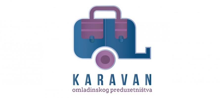 Sombor: Stiže Karavan omladinskog preduzetništva
