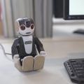 pametni telefon robot
