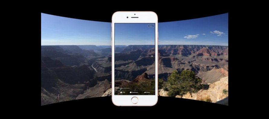 Novi format fotografija – u 360 stepeni – od sada i na Fejsu!