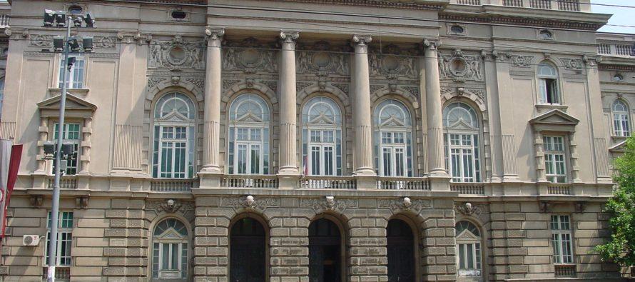 Građevinski fakultet Beograd: Konačna rang lista
