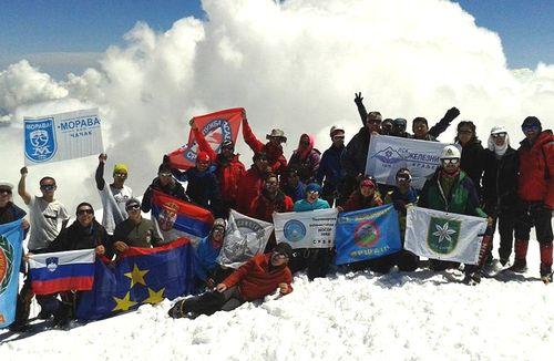 najvisi vrh evrope