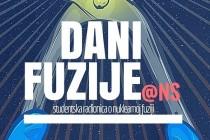 Novi Sad: Dani fuzije na Prirodno-matematičkom fakultetu
