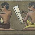stari egipcani pisu