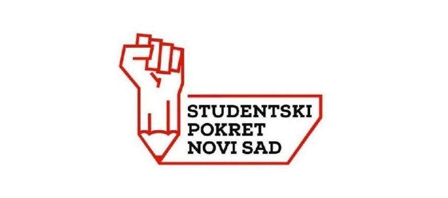 Novi Sad: Studenti peticijom protiv dodatnih troškova na UNS