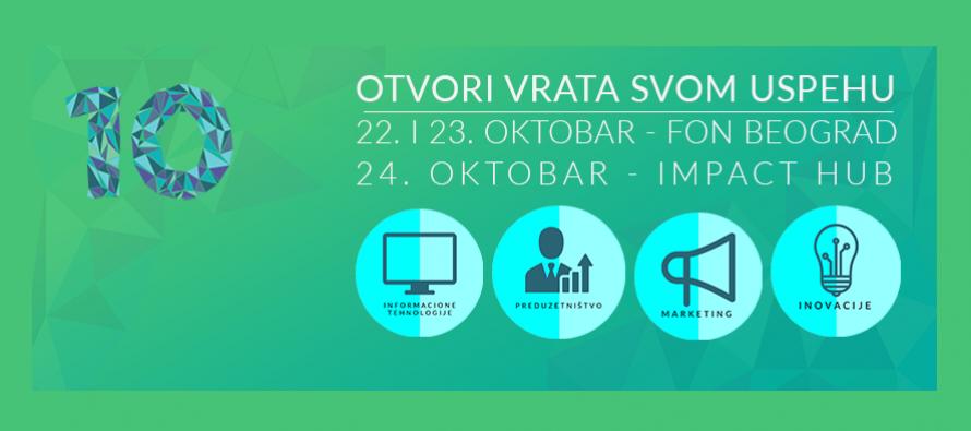 Prijavi se za deseti OpenIT – konferenciju koja te praktično uči