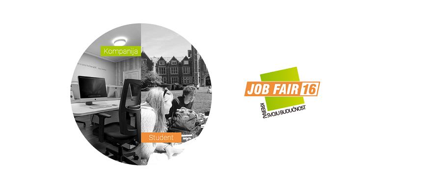 Beograd: Sajam poslova i praksi – JobFair16