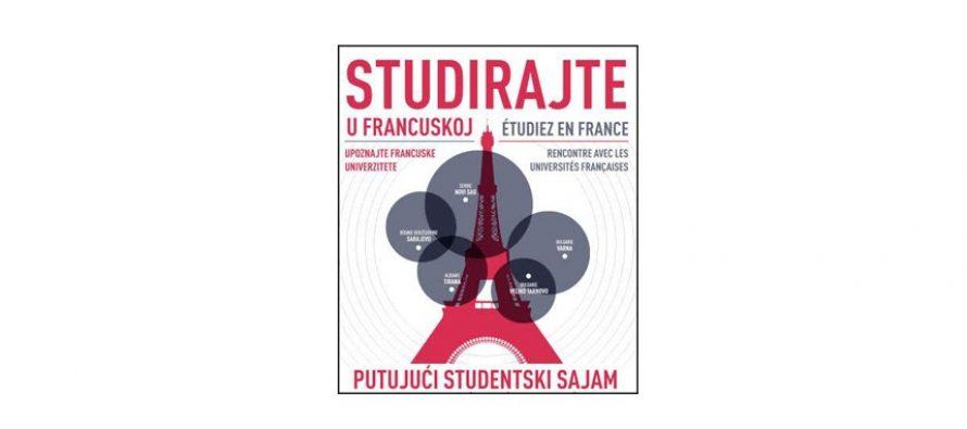 Novi Sad: Putujući studentski sajam francuskih univerziteta