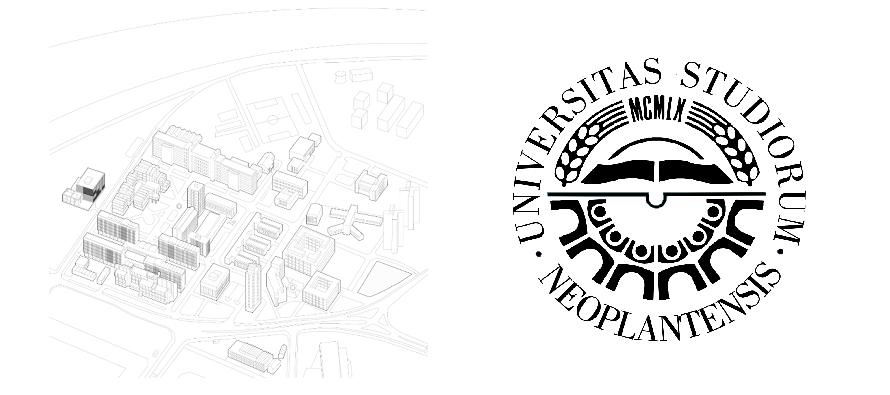 Novi Sad: Počela obnova univerzitetskog kampusa