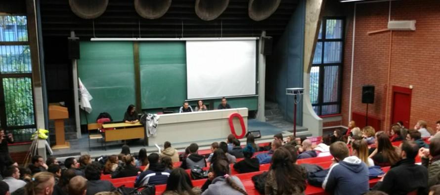 Izveštaj sa drugog Zbora studenata UNS