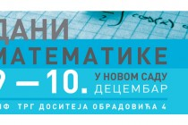 """Novi Sad: """"Dani matematike"""" na PMF-u"""