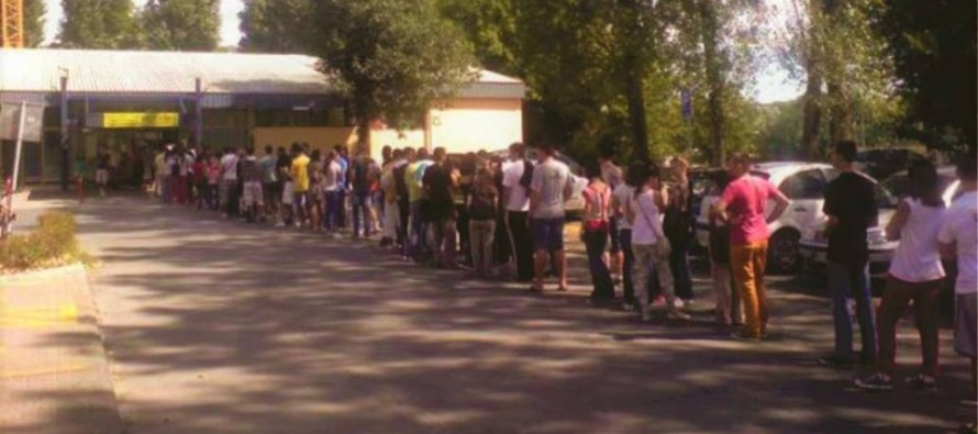 Studenti u borbi protiv rušenja menze!