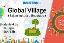 Globalno selo – kultura sveta u Beogradu