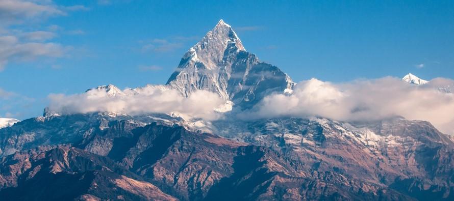 """Mont Everest: Žurka na """"krovu sveta"""""""