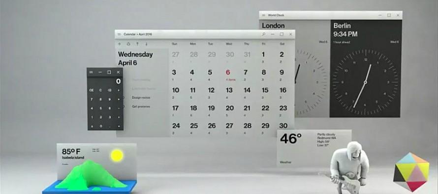 Microsoft priprema novi izgled Windows-a!
