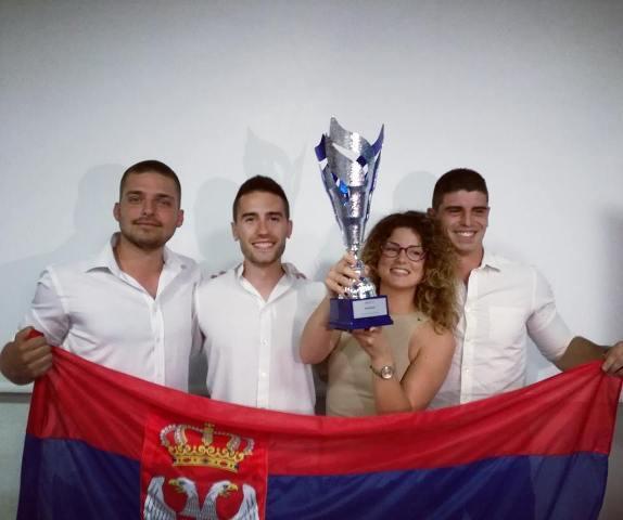 Pobednički tim