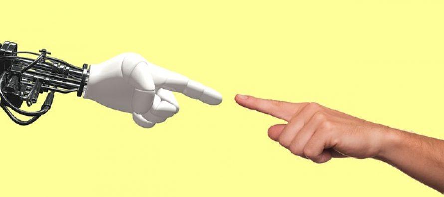 Budućnost počinje sada: Robot sa kožom koja zarasta sama!