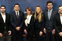 Prijem studenata pobednika regionalnog takmičenja iz investicione analize