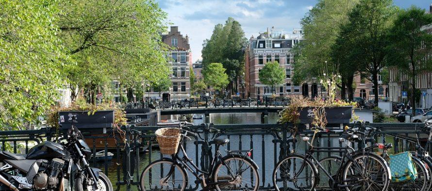 Prvi 3D most krasiće Amsterdam