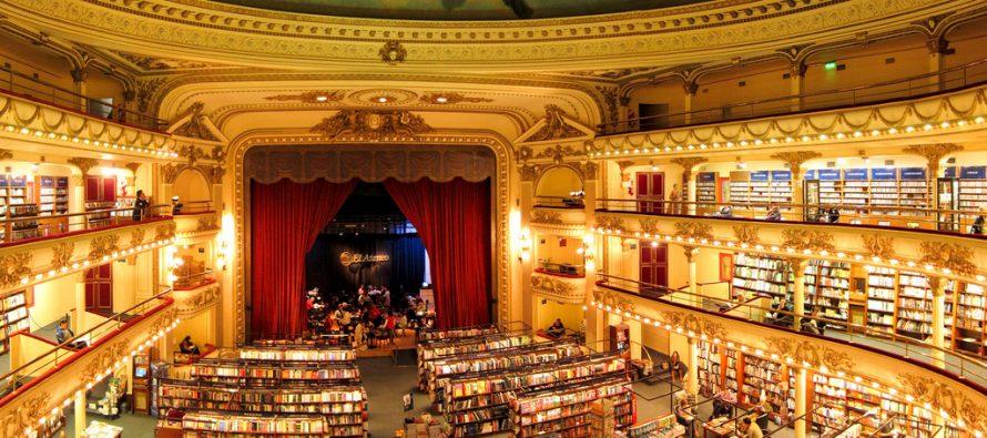 Najzanimljivije knjižare na svetu